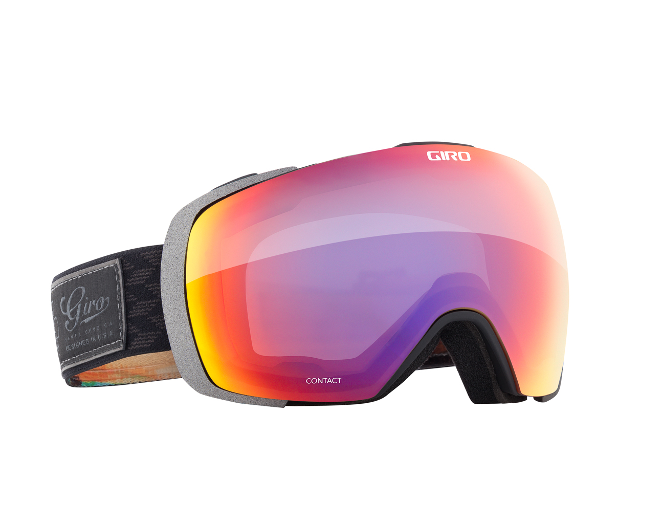 Giro eyewear on solid white background