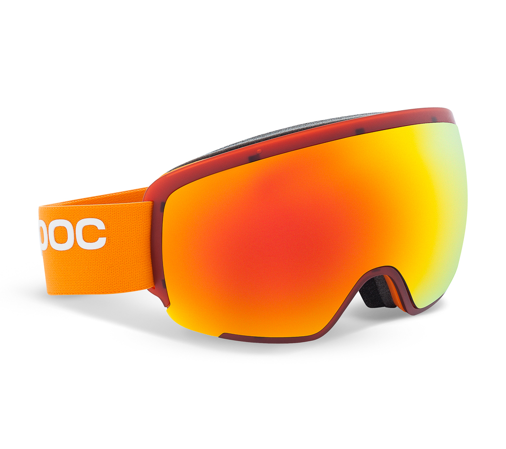 POC eyewear on solid white background for editorial use